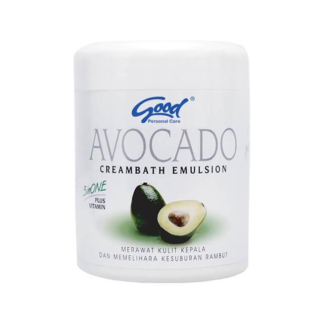 Good Personal Care Creambath Avocado Harga Terbaru 2020 Good Personal Care