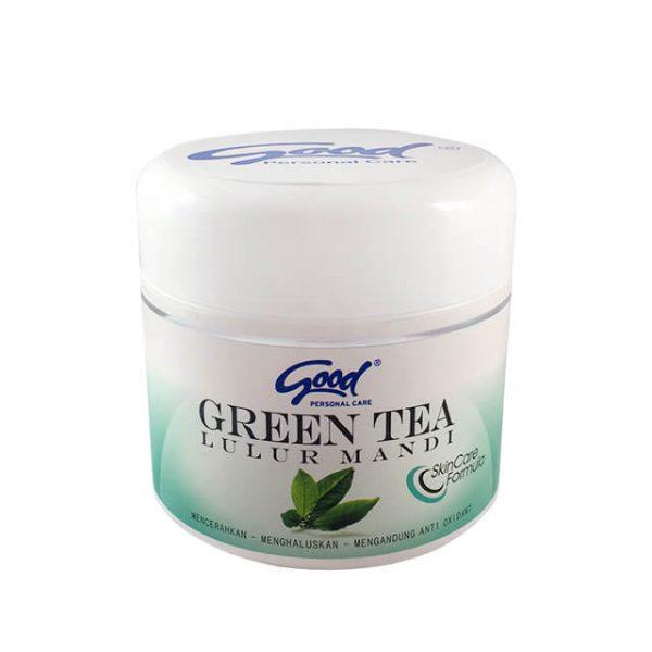 lulur mandi green tea